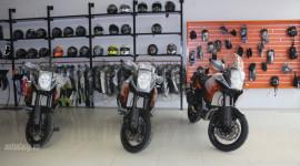 """""""Lính ngự lâm"""" KTM 1190 Advanture 2014 về Việt Nam"""