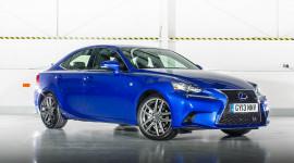 Lexus – hãng xe sang tăng trưởng nhanh nhất tại châu Âu