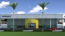 Thành phố Vinh có showroom Renault tiêu chuẩn toàn cầu