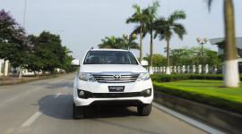 Toyota Fortuner TRD Sportivo 2014 – Nâng cấp để hoàn thiện