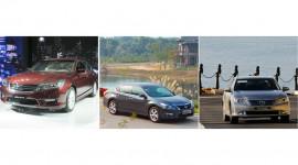 Với 1,5 tỷ đồng, mua Honda Accord, Nissan Teana hay Toyota Camry?