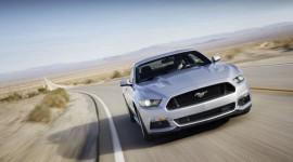 Ford Mustang 2015 chính thức đi vào sản xuất