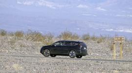 Honda CR-V 2016 thử nghiệm tại Thung lũng Chết