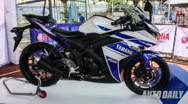 """""""Hàng hot"""" Yamaha R25 được xuất khẩu sang 30 quốc gia"""