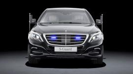 Mercedes-Benz S600 Guard chính thức lộ diện