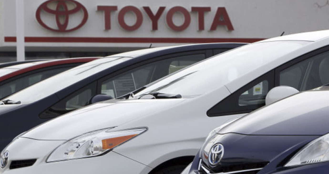 Top 10 nhà sản xuất ôtô lớn nhất thế giới 2014