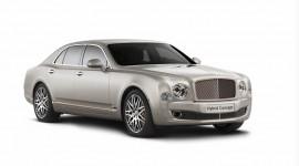 Bentley Hybrid Concept lộ diện tại Bắc Kinh
