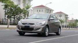 Hyundai Accent bản nâng cấp ra mắt, giá từ 551,2 triệu đồng