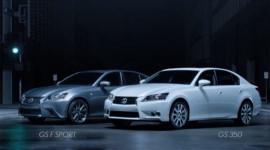 """Quảng cáo """"chế giễu"""" các đối thủ của Lexus GS"""