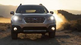 Vén màn Subaru Outback 2015