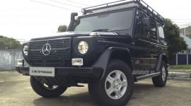 """Mercedes G300 CDI: Xe Off-Road """"thuần khiết"""" giá 4,622 tỷ đồng"""