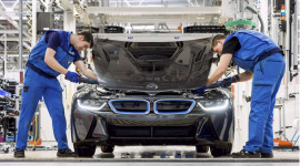 BMW đầu tư 1 tỷ USD vào nhà máy ở Mexico
