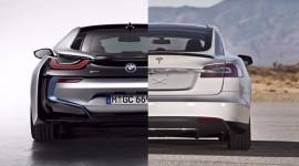 Tesla và BMW hợp tác phát triển xe điện