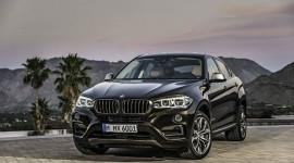Rò rỉ hình ảnh BMW X6 2015