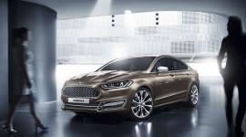 Ford Mondeo mới sẽ chia sẻ platform với dòng xe Lincoln