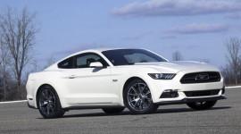 Ford Mustang 2015 có thể nặng hơn thế hệ cũ tới 136kg