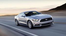 Ford Mustang 2015 sẽ trang bị hộp số 10 cấp