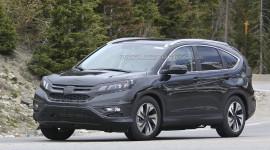 Honda CR-V 2016 lộ diện trên đường thử