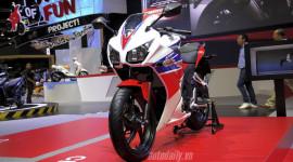 Honda CBR300R 2015 có giá từ 4.400 USD
