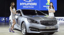 Hyundai trình làng xe sang AG hoàn toàn mới