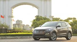 Hyundai Santa Fe bản đặc biệt 2014 giá hơn 1,4 tỷ đồng