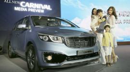 Kia Carnival nhận 5.000 đơn đặt hàng chỉ trong 2 ngày