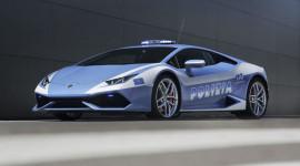 Nghe tiếng pô của siêu xe cảnh sát Lamborghini Huracan Polizia