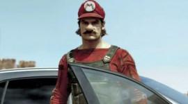 Mercedes-Benz thuê Mario quảng bá mẫu xe GLA tại Nhật