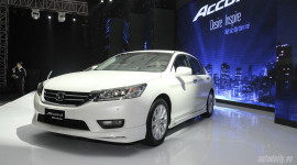 Cận cảnh Honda Accord thế hệ mới vừa ra mắt