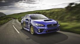Subaru WRX STI 2015 lập kỷ lục tốc độ