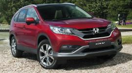 Xuất hiện ảnh Honda CR-V 2015