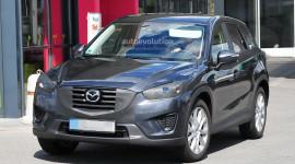 """""""Chộp"""" Mazda CX-5 2016 khi đang chạy thử"""