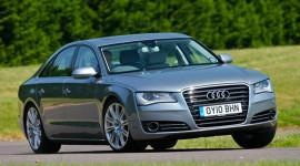 Cảm nhận ban đầu về Audi A8 2014