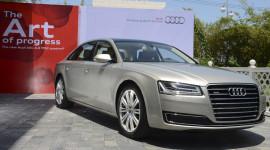 """""""Pháo đài bốn bánh"""" Audi A8L 4.0 quattro ra mắt tại Việt Nam"""