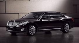 Hyundai trình làng Equus Limousine