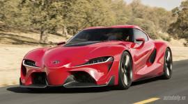 Toyota FT-1: Ấn tượng đột phá