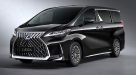 MPV siêu sang Lexus LM chính thức ra mắt dành cho châu Á