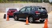 Subaru Palm Challenge và Ultimate Test Drive lần đầu đến với Hà Nội