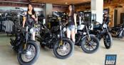 Harley-Davidson bán mô tô phân khối lớn trên Tiki