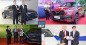 Thành công tại Việt Nam, HLV Park Hang Seo đã được tặng 4 xe hơi