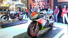 Piaggio Việt Nam sẽ khai trương đại lý bán xe môtô đầu tiên trong năm nay