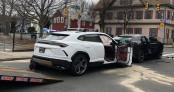 Liều lĩnh ăn trộm Lamborghini Urus tại đại lý và cái kết đen đủi