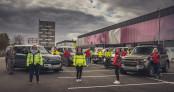 Jaguar và Land Rover huy động 160 xe tham gia cứu trợ khẩn cấp mùa dịch Covid-19