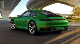 Porsche 911 2021 thêm tuỳ chọn và màu mới