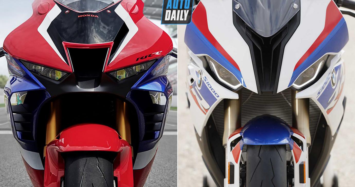 1 tỷ đồng, chọn Honda CBR1000RR-R hay BMW S1000RR?