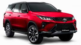 Toyota Fortuner 2021 lộ thông số trước ngày ra mắt tại Việt Nam