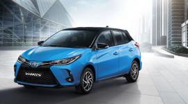 Toyota Yaris 2020 ra mắt, giá từ 17.279 USD