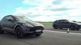 Video: Lamborghini Urus và Aston Martin DBX đua nước rút