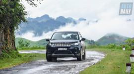 Đánh giá Land Rover Discovery Sport 2020: Xe đi phố nhưng THỬ ĐI PHÁ