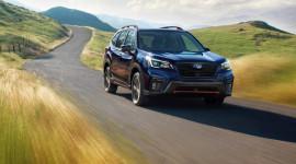 Subaru Forester 2021 thêm công nghệ an toàn, giá từ 24.795 USD